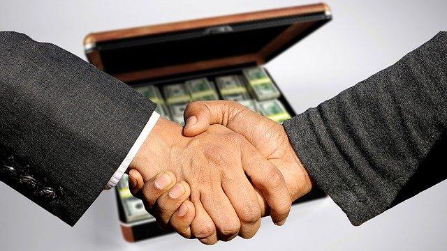 uzavření půjčky