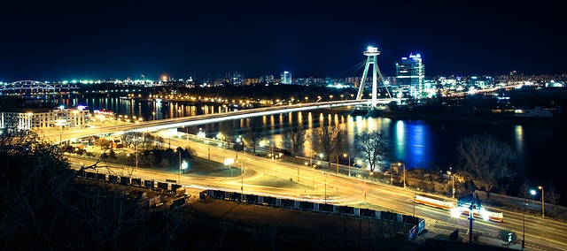 Na dovolenou do Bratislavy