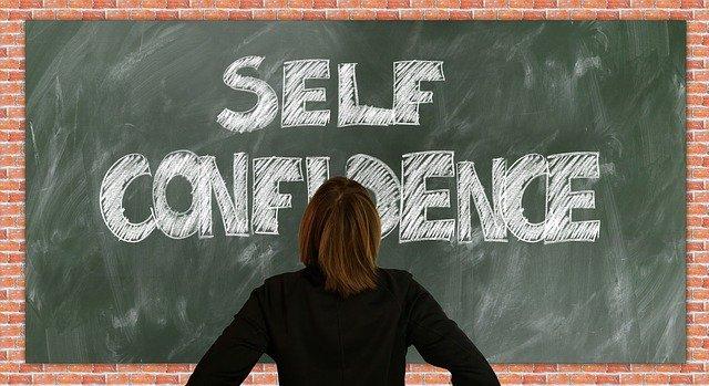 sebevědomí
