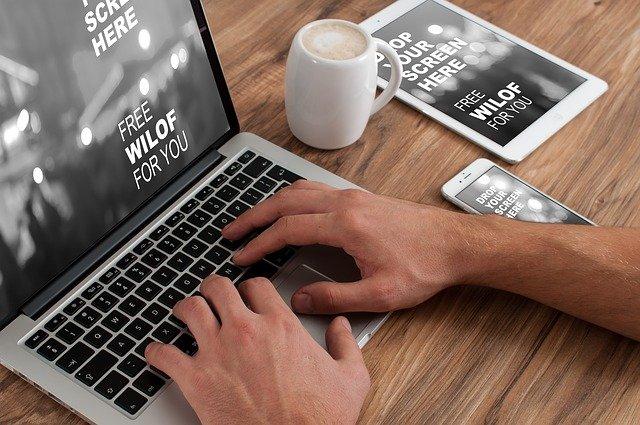 spravování účtu online