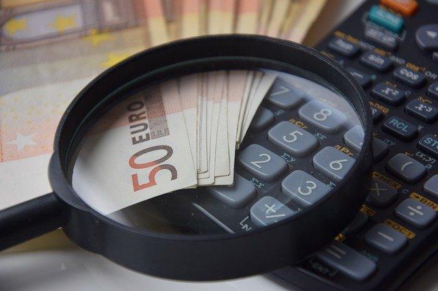 aplikace na peníze