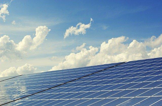 fotovoltaický systém