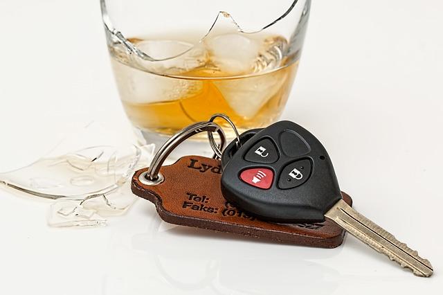 jízda pod vlivem alkoholu