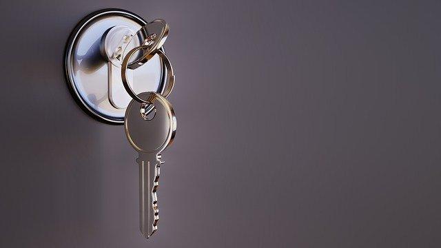 bezpečnostní klíče
