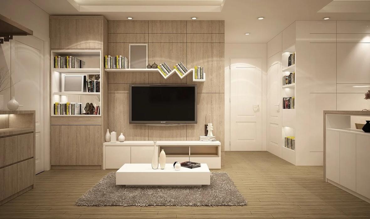interiér pokoje